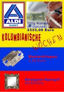 Aldi Kolumbianische Wochen