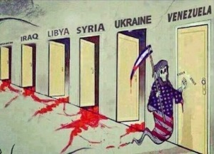 Spur der USA