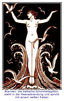 amulett der Kelten Branwen