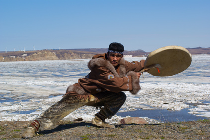Chukchi folk dance