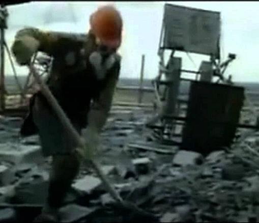 Der Liquidator von Tschernobyl und die Lügen der sogenannten Politiker