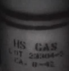 Gas Bomben Bari 1943