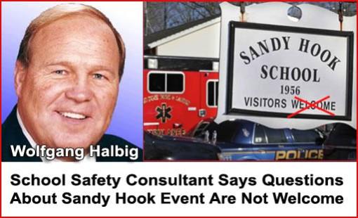 Wolfgang Halbig Sandy Hook header