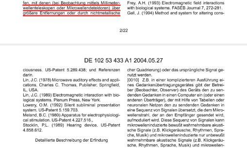 patent gedankenübertragung 5