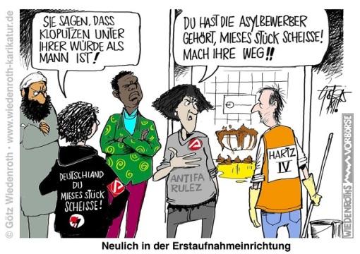 20151202_Immigration_Asyl_Fluechtling_Unterkunft_Reinigung_Dienstpflicht