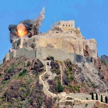 JEMEN_AlQuadr Zitadelle