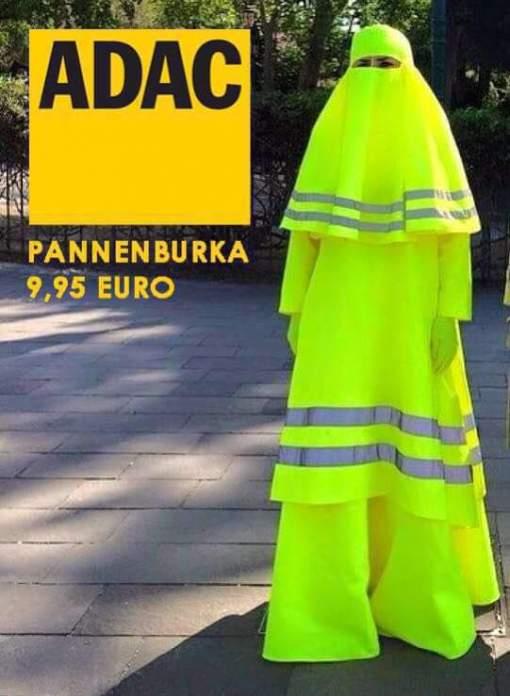 ADAC Pannenburka fasst ausverkauft!