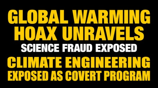 global-warming-hoax-unravels