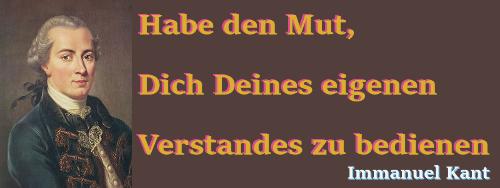 Verstand Kant