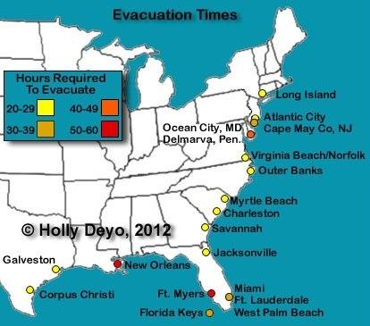 Evakuierung-Ostküste-USA